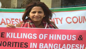 Life afflicting the Hindu minorities in Bangladesh